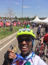 How A Brother In Johannesburg, South Africa, Cycled For Change
