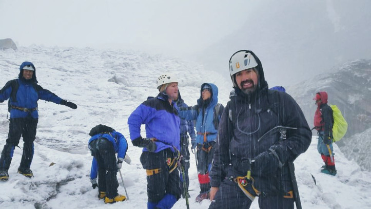 Warrior's Expedition in Bolivia - May 2018