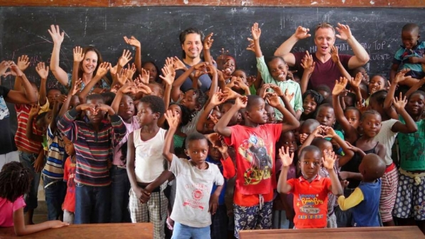 MOZHOPE: Lifting Children Out of Poverty in Mozambique