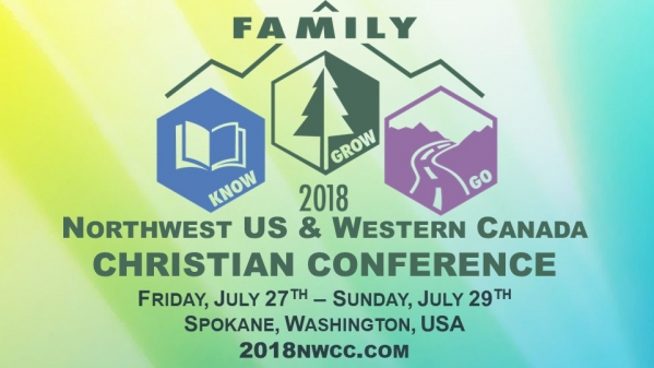2018 Northwest US Christian Conference July 27-29
