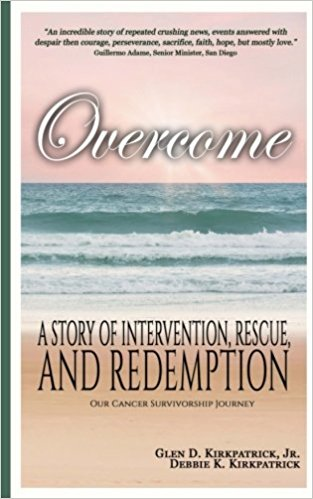 New Release - Overcome: A story of intervention, rescue, and redemption