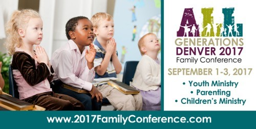 Early Discount Available for 2017 Families Conference