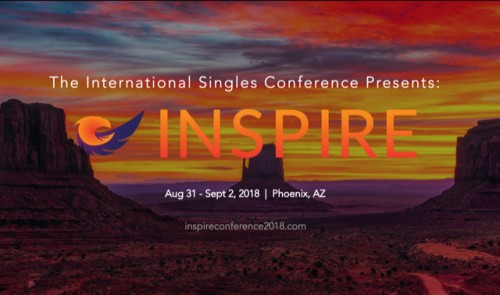 Register for the 2018 International Singles Conference!